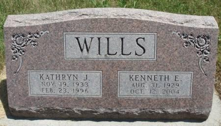 WILLS, KENNETH E. - Madison County, Iowa | KENNETH E. WILLS