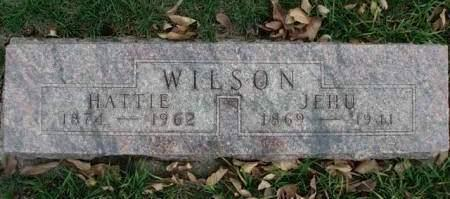 WILSON, JEHU - Madison County, Iowa | JEHU WILSON