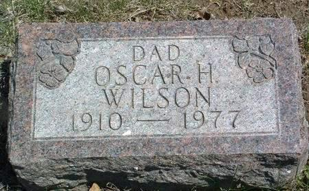 WILSON, OSCAR HOWARD - Madison County, Iowa | OSCAR HOWARD WILSON