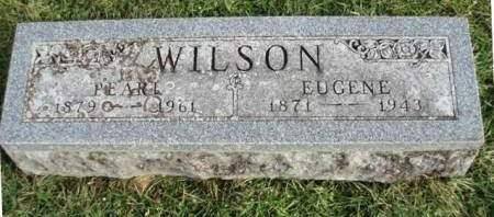 WILSON, EUGENE C. - Madison County, Iowa | EUGENE C. WILSON