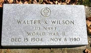 WILSON, WALTER K. - Madison County, Iowa | WALTER K. WILSON