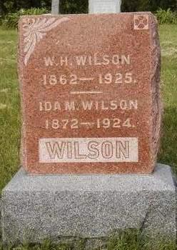 WILSON, WILLIAM HENRY - Madison County, Iowa | WILLIAM HENRY WILSON