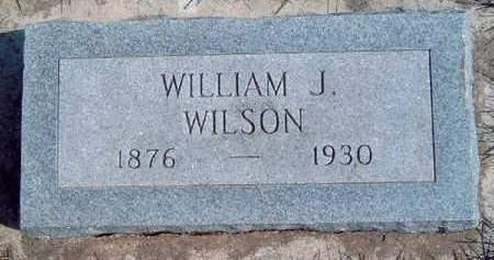 WILSON, WILLIAM J. - Madison County, Iowa | WILLIAM J. WILSON