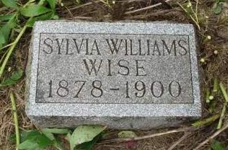 WISE, SYLVIA E. - Madison County, Iowa | SYLVIA E. WISE