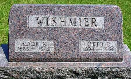 THOMASEN WISHMIER, ALICE MARIA - Madison County, Iowa | ALICE MARIA THOMASEN WISHMIER