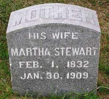 STEWART WITHEROW, MARTHA - Madison County, Iowa | MARTHA STEWART WITHEROW