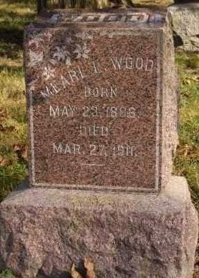 WOOD, MEARL L. - Madison County, Iowa | MEARL L. WOOD