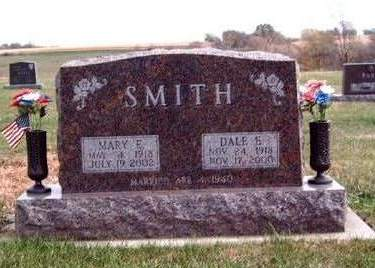 WOODS SMITH, MARY EVELYN - Madison County, Iowa | MARY EVELYN WOODS SMITH