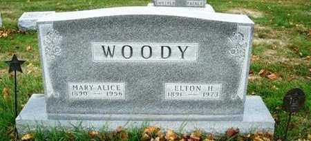 WOODY, ELTON H. - Madison County, Iowa | ELTON H. WOODY