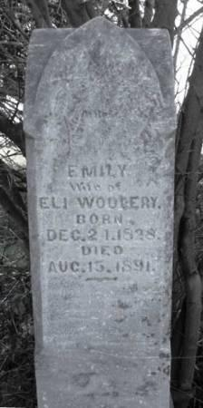 WOOLERY, EMILY - Madison County, Iowa | EMILY WOOLERY
