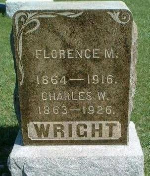 WRIGHT, FLORENCE MAE - Madison County, Iowa | FLORENCE MAE WRIGHT