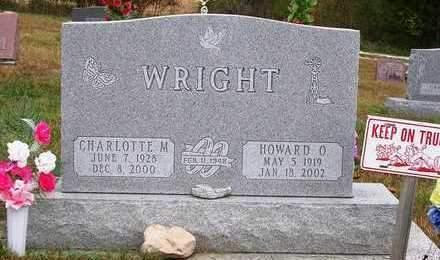 WRIGHT, HOWARD O. - Madison County, Iowa | HOWARD O. WRIGHT
