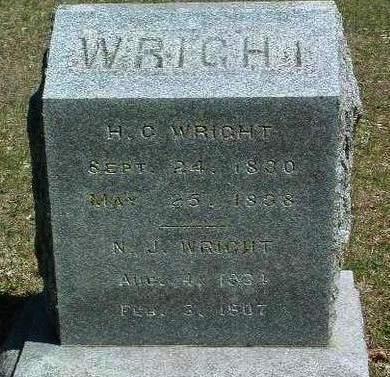 WRIGHT, NANCY JANE - Madison County, Iowa | NANCY JANE WRIGHT