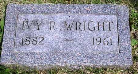 WRIGHT, IVY R. - Madison County, Iowa | IVY R. WRIGHT