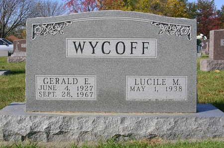 WYCOFF, GERALD E. - Madison County, Iowa | GERALD E. WYCOFF