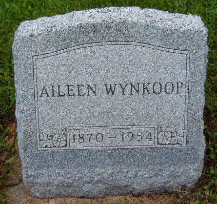 WYNKOOP, AILEEN - Madison County, Iowa | AILEEN WYNKOOP