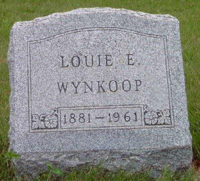 WYNKOOP, LOUIE ETHEL - Madison County, Iowa | LOUIE ETHEL WYNKOOP