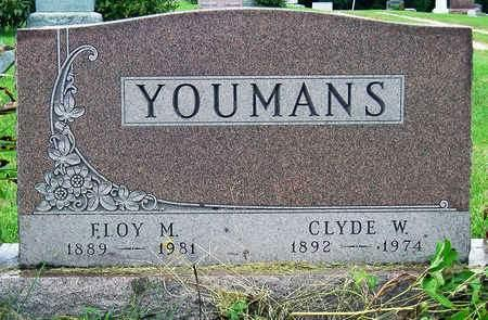 YOUMANS, CLYDE WILLIAM - Madison County, Iowa | CLYDE WILLIAM YOUMANS