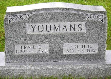 YOUMANS, EDITH GERTRUDE - Madison County, Iowa | EDITH GERTRUDE YOUMANS