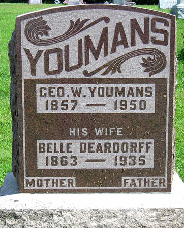 YOUMANS, GEORGE W. - Madison County, Iowa | GEORGE W. YOUMANS