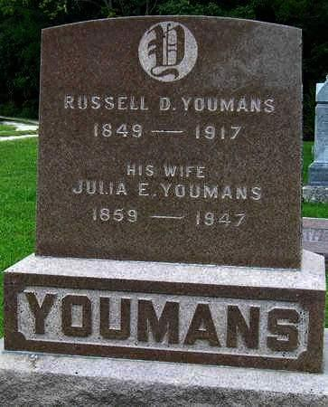 YOUMANS, JULIA ETTA - Madison County, Iowa | JULIA ETTA YOUMANS