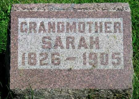 YOUMANS, SARAH - Madison County, Iowa | SARAH YOUMANS