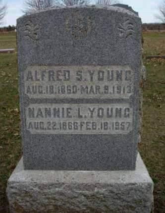 YOUNG, ALFRED SNYDER - Madison County, Iowa | ALFRED SNYDER YOUNG