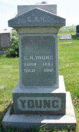 YOUNG, CHARLES HUNTER - Madison County, Iowa | CHARLES HUNTER YOUNG