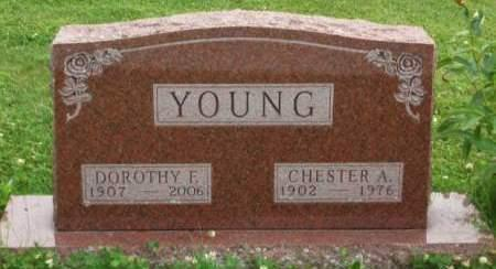 YOUNG, CHESTER ARTHUR - Madison County, Iowa | CHESTER ARTHUR YOUNG