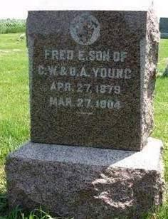 YOUNG, FRED E. - Madison County, Iowa | FRED E. YOUNG
