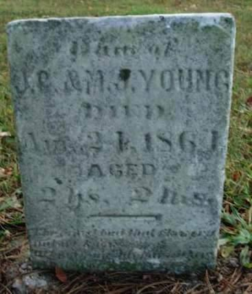 YOUNG, INFANT  - Madison County, Iowa | INFANT  YOUNG