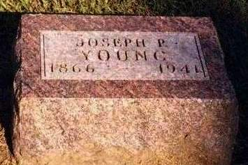 YOUNG, JOSEPH P. - Madison County, Iowa | JOSEPH P. YOUNG