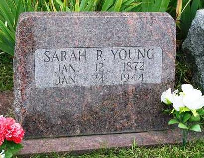 YOUNG, SARAH ROSE - Madison County, Iowa | SARAH ROSE YOUNG