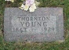YOUNG, THORNTON JOSEPH - Madison County, Iowa | THORNTON JOSEPH YOUNG
