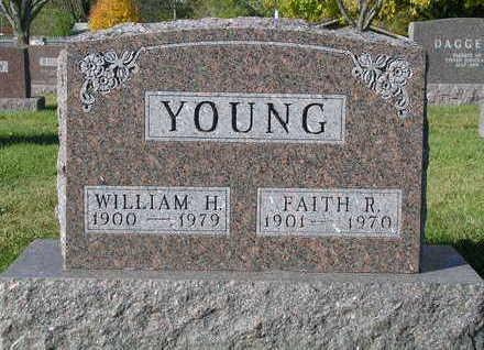YOUNG, WILLIAM HUGH - Madison County, Iowa | WILLIAM HUGH YOUNG