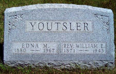 YOUTSLER, WILLIAM E. (REV.) - Madison County, Iowa | WILLIAM E. (REV.) YOUTSLER