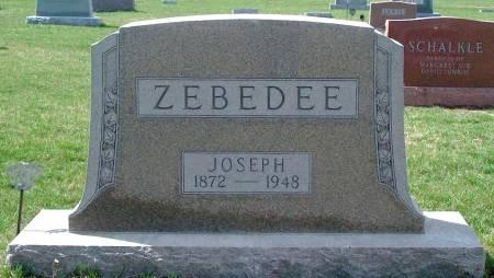 ZEBEDEE, JOSEPH - Madison County, Iowa | JOSEPH ZEBEDEE
