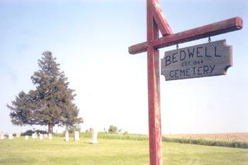BEDWELL, CEMETERY - Mahaska County, Iowa | CEMETERY BEDWELL