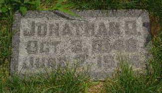 BLAKE, JONATHAN D. - Mahaska County, Iowa | JONATHAN D. BLAKE