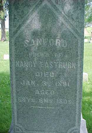 EASTBURN, SANFORD - Mahaska County, Iowa | SANFORD EASTBURN
