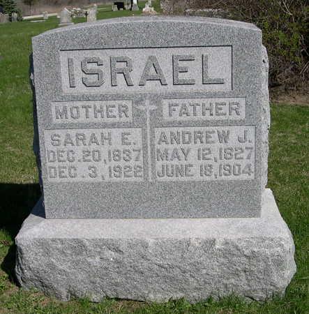 ISRAEL, SARAH - Mahaska County, Iowa | SARAH ISRAEL
