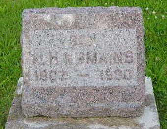 MCMAINS, WILLIAM - Mahaska County, Iowa   WILLIAM MCMAINS