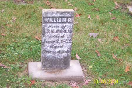 MORGAN, WILLIAM R. - Mahaska County, Iowa | WILLIAM R. MORGAN