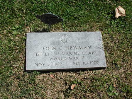 NEWMAN, JOHN - Mahaska County, Iowa | JOHN NEWMAN
