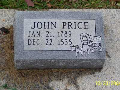PRICE, JOHN - Mahaska County, Iowa | JOHN PRICE