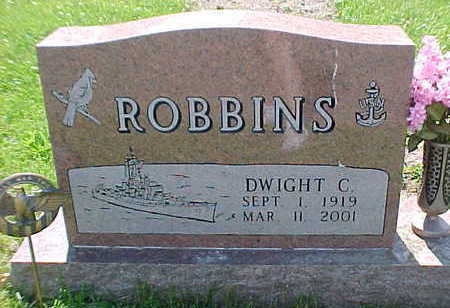 ROBBINS, DWIGHT - Mahaska County, Iowa | DWIGHT ROBBINS