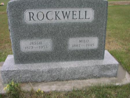 ROCKWELL, MILO - Mahaska County, Iowa | MILO ROCKWELL