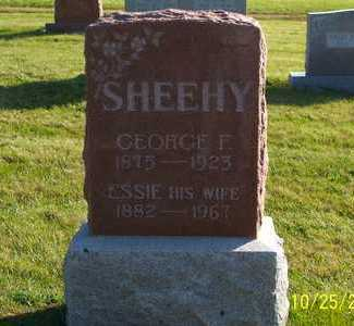SHEEHY, GEORGE - Mahaska County, Iowa | GEORGE SHEEHY