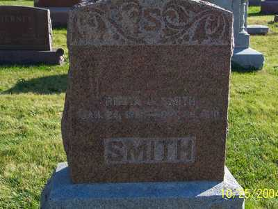 STEEN SMITH, RETTA - Mahaska County, Iowa | RETTA STEEN SMITH