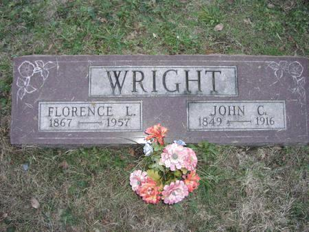 WRIGHT, FLORENCE - Mahaska County, Iowa | FLORENCE WRIGHT
